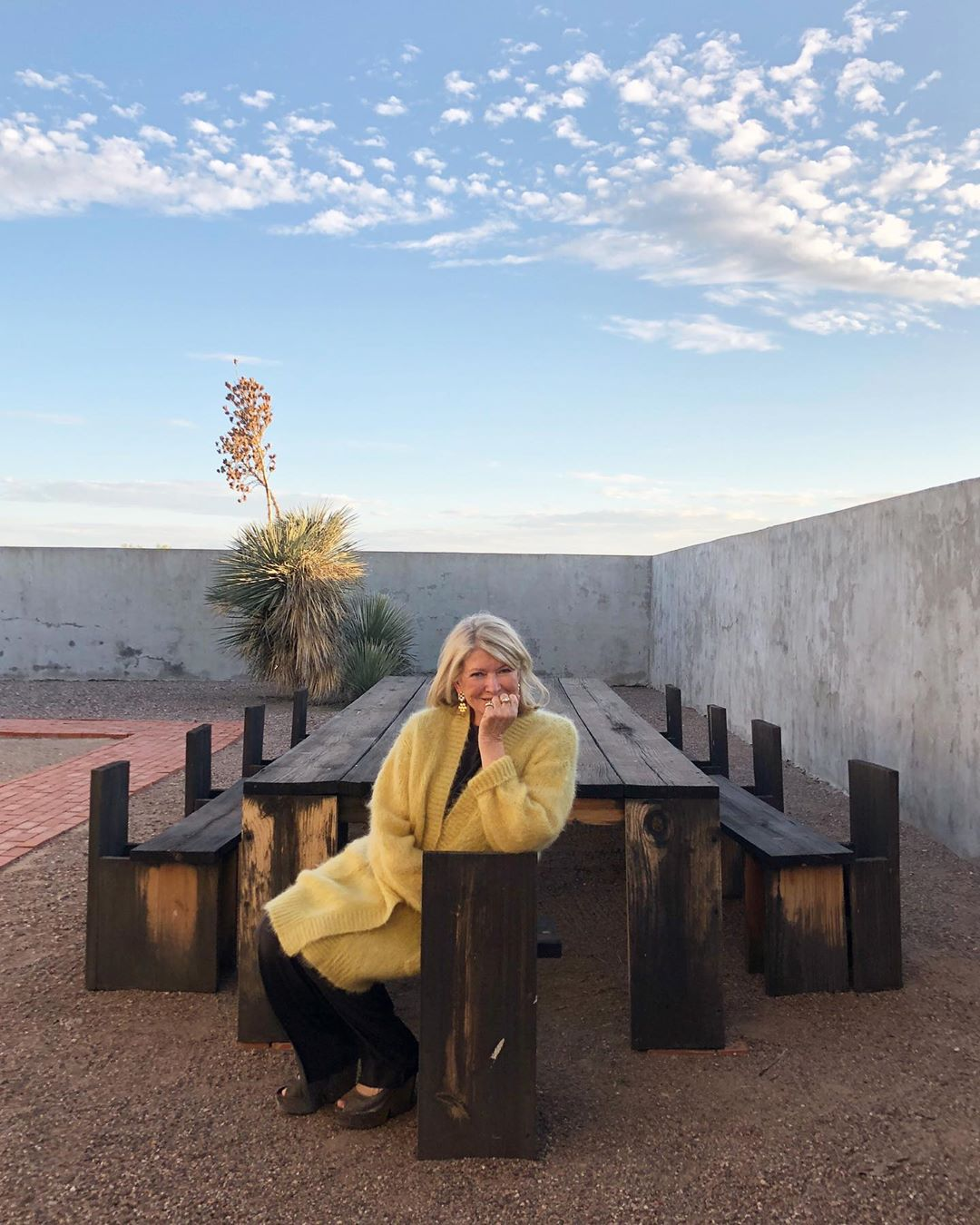 Martha Goes to Marfa: Her Trip to the Iconic Art Destination