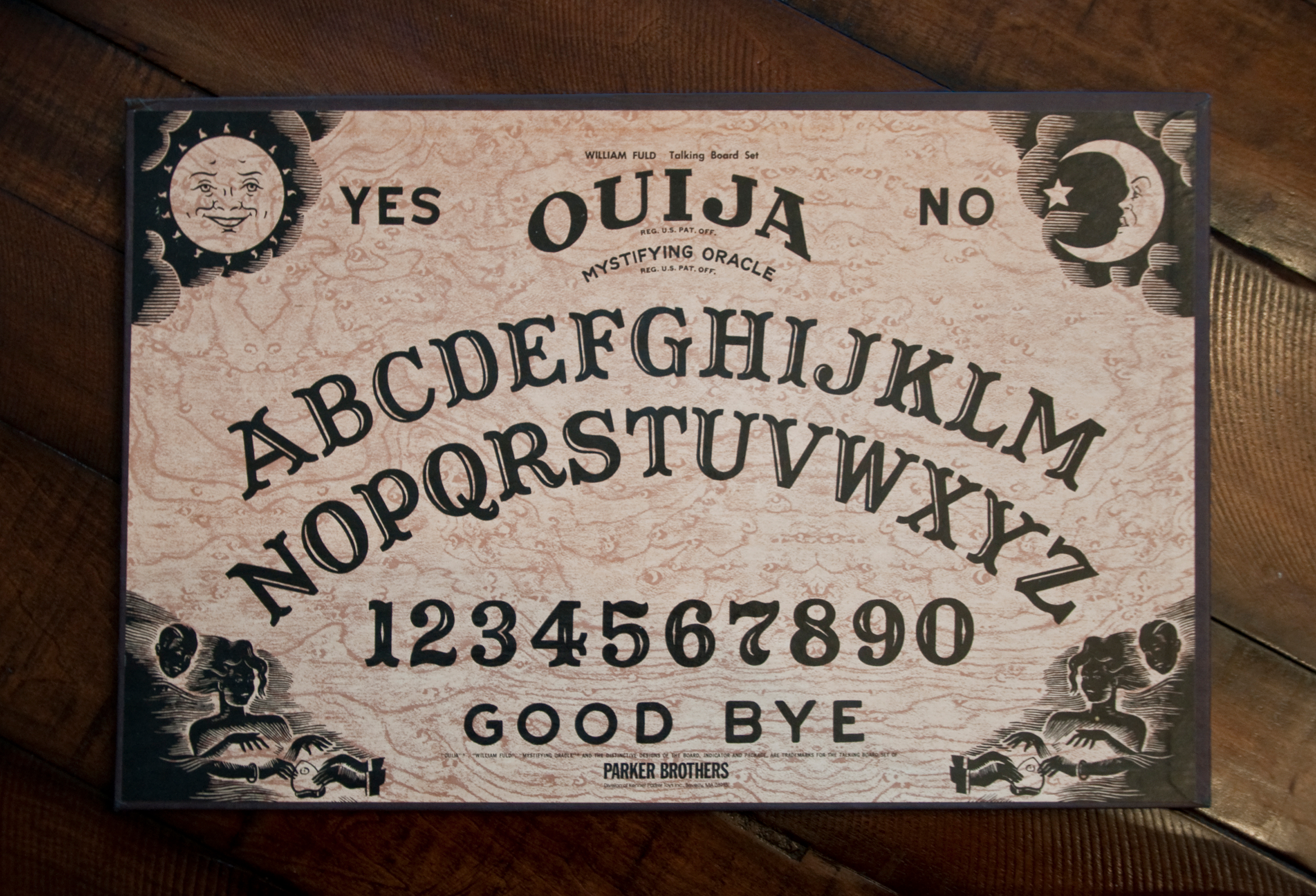 Here S Why Ouija Boards Always Feel Like They Re Moving