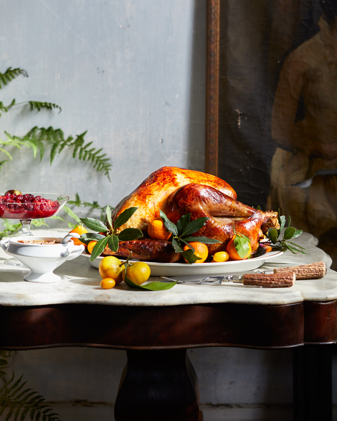 A Southern Thanksgiving with Chef Scott Peacock