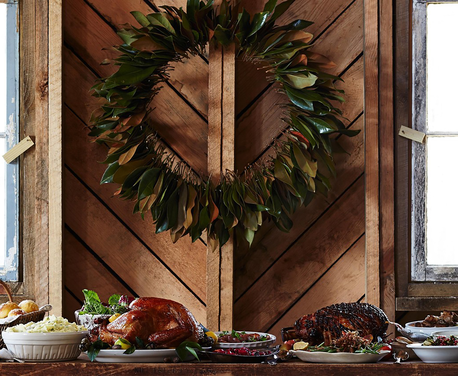 10 Thanksgiving Wreaths That Graciously Welcome Guests Into Your Home Martha Stewart