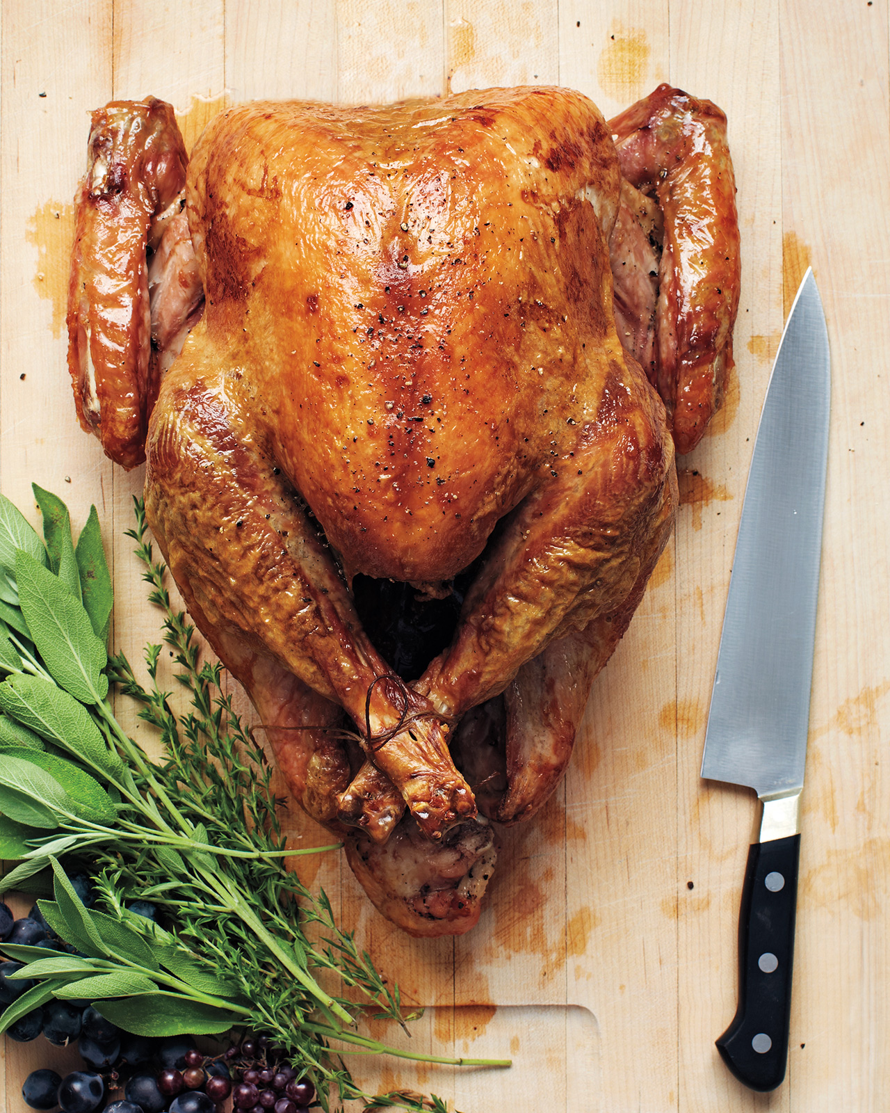 How to Roast the Perfect Thanksgiving Turkey