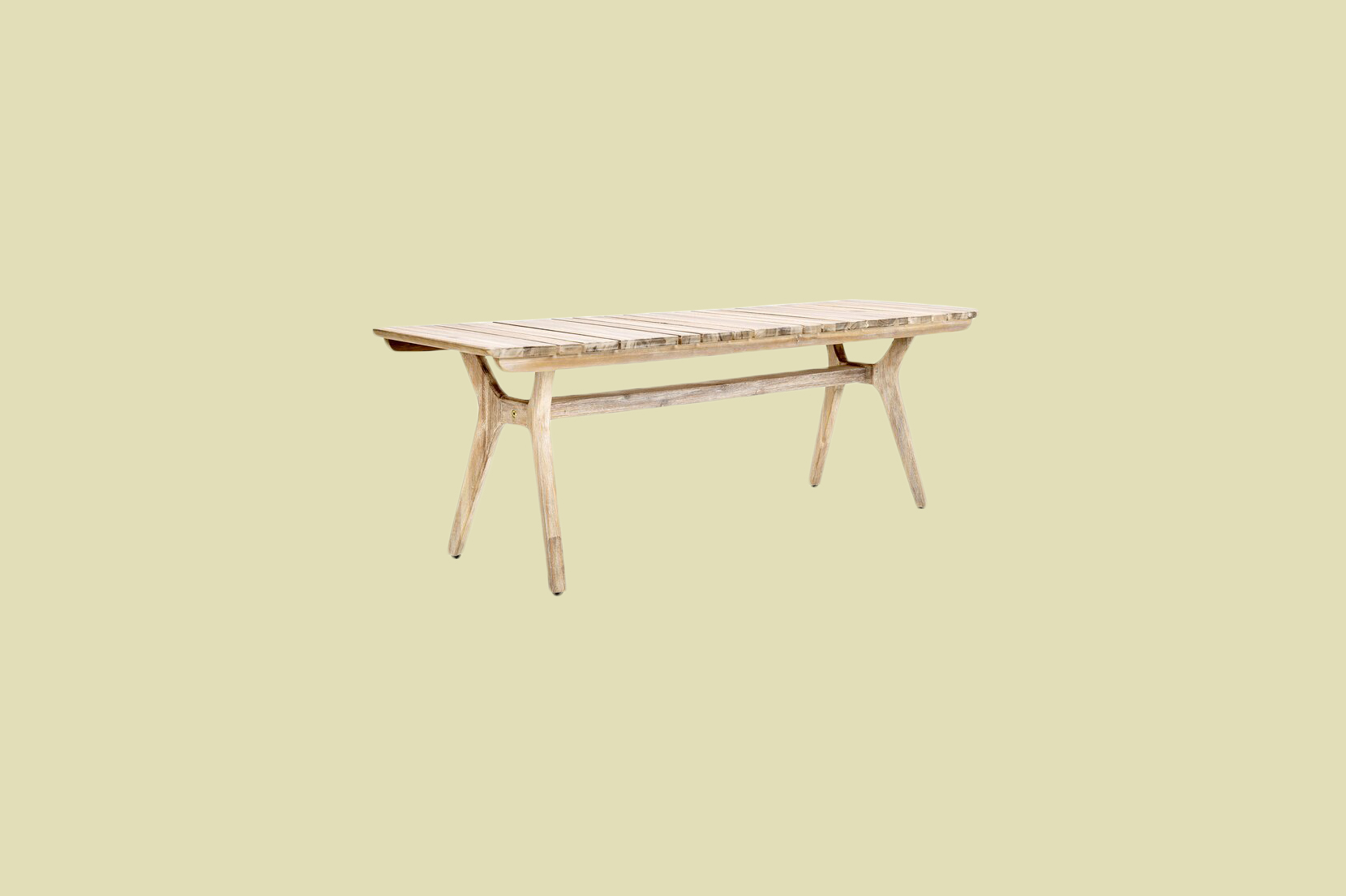 """Rosecliff Heights """"Nora"""" Wooden Picnic Bench"""