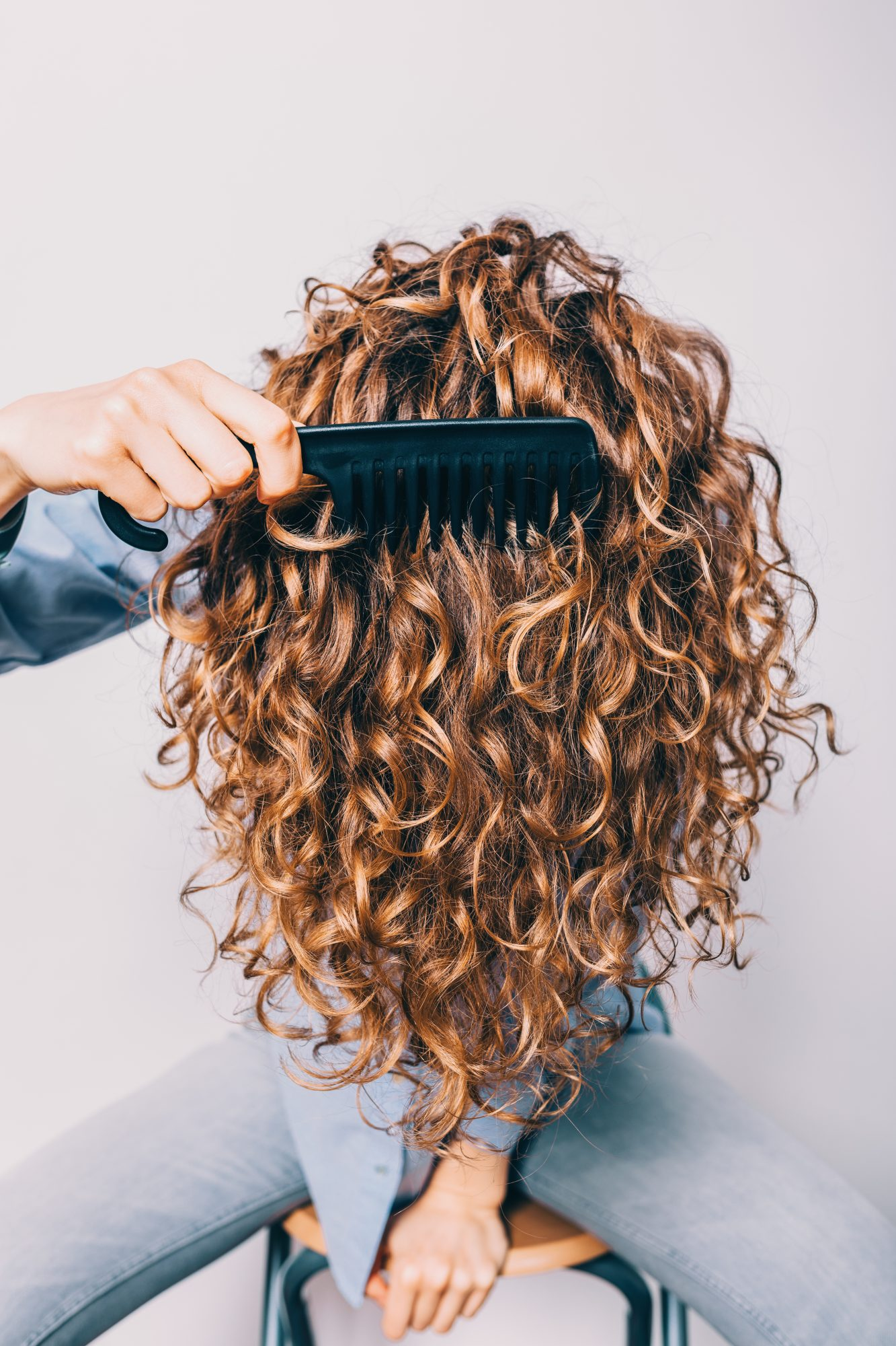 Curly Hair Guide: Understanding the Different Types of Curly Hair and the  Different Ways to Care for Them | Martha Stewart