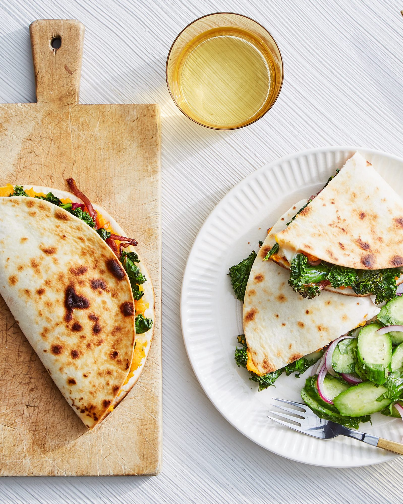 15 Quick Quesadilla Recipes Ideal For Snack Or Dinner Martha Stewart