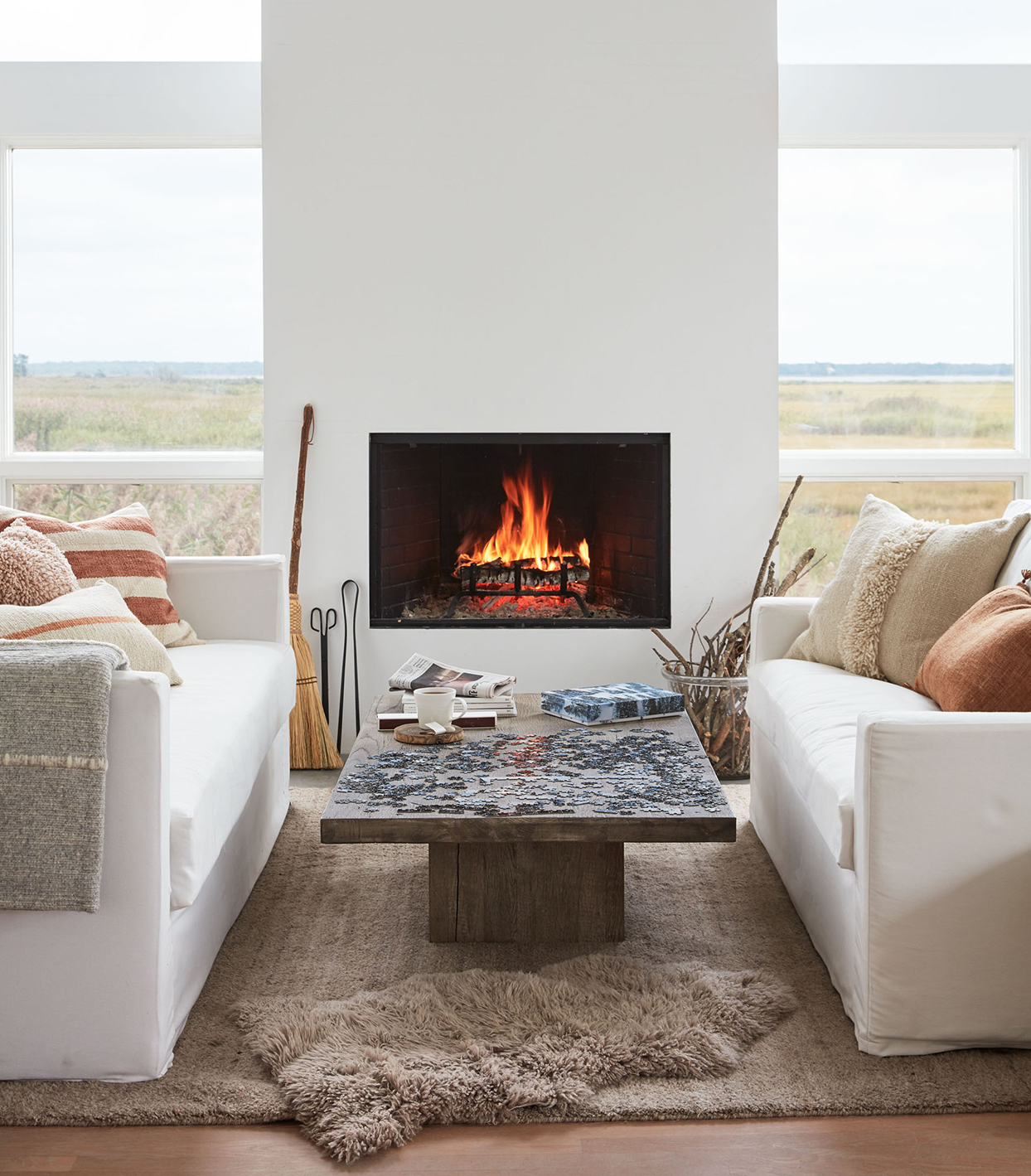 These Items Will Make Your Home Cozier This Winter Mdash And Help Fend Off Cabin Fever Martha Stewart