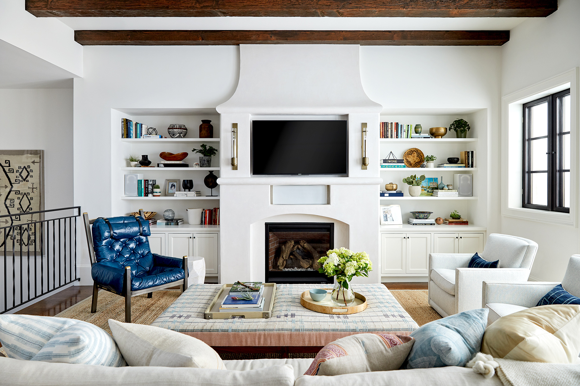 Everything You Need to Know About Built-In Bookcases  Martha Stewart