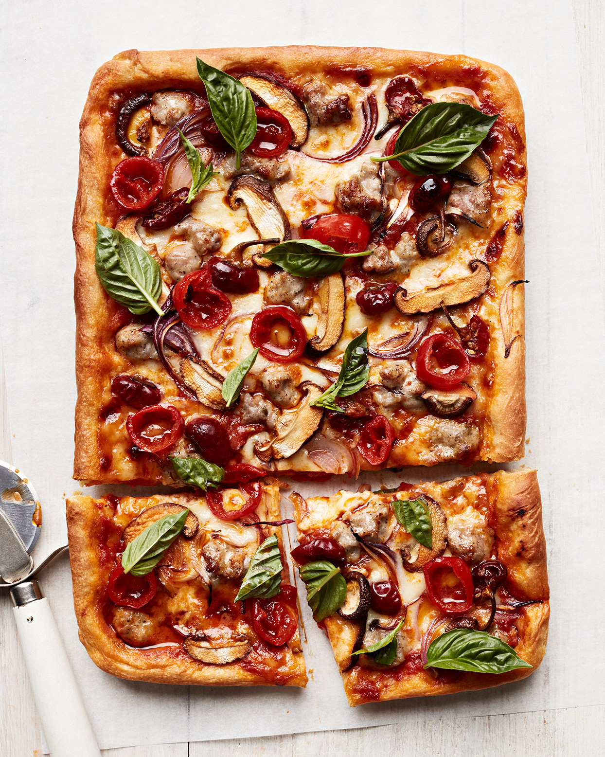 Crusts And Toppings Galore Our Best Pizza Recipes Martha Stewart