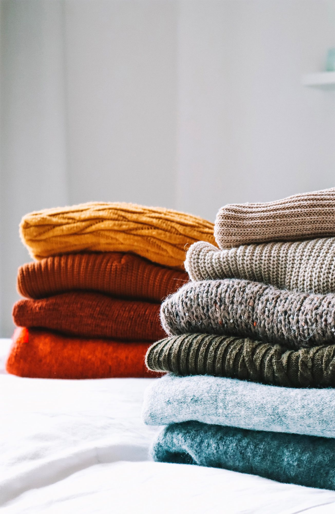 The Best Way To Fold All Of Your Clothes From Jeans To Sweaters Martha Stewart