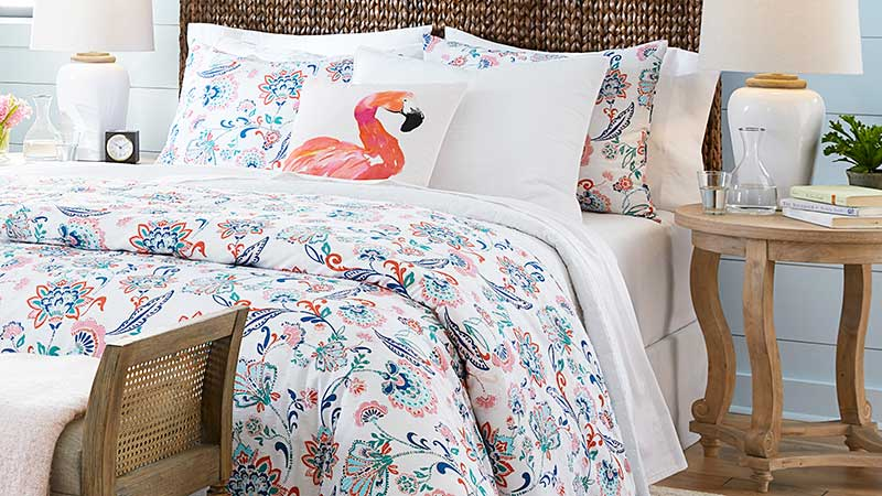 Embrace the warmer weather with Martha's Coastal Collection on Wayfair