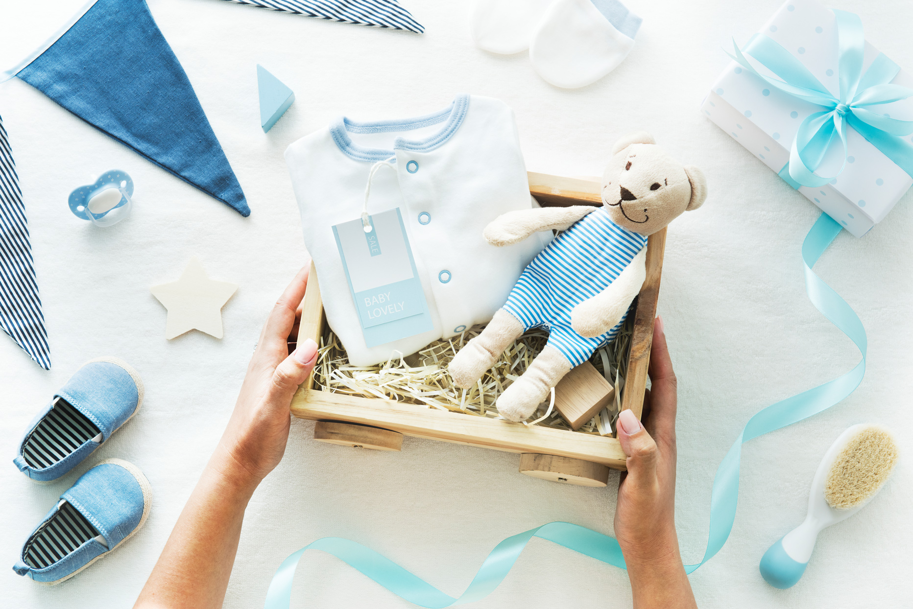 nursery decor baby shower gift Baby crib mobile expecting family gift mom to be gift