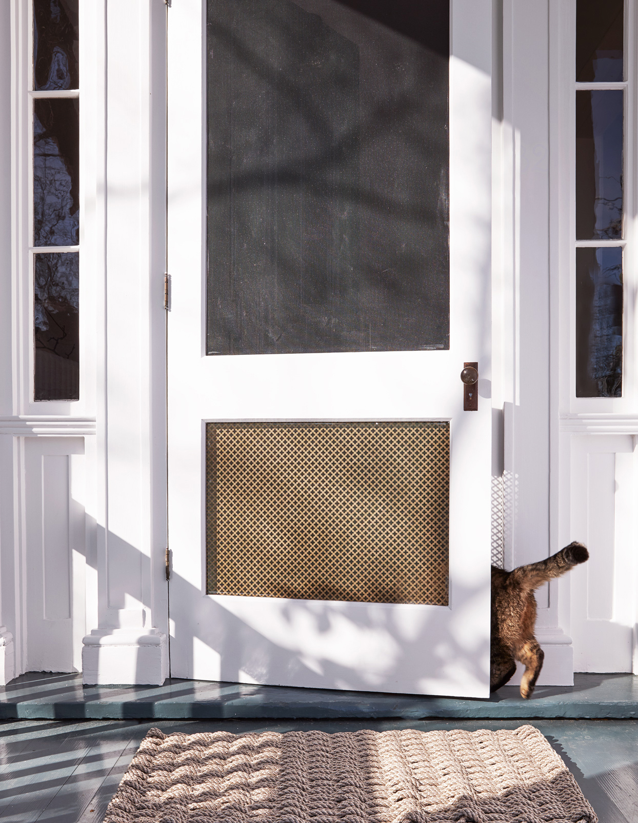 How To Protect A Screen Door Martha Stewart