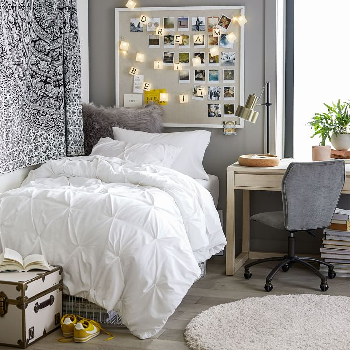 Bedroom Updates For Virtual College