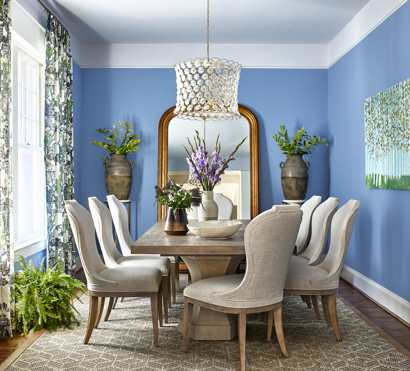 The Best Dining Room Wall Decorations Martha Stewart