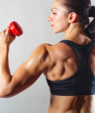 Home Workout Routines: How to Get Rid of Back Fat
