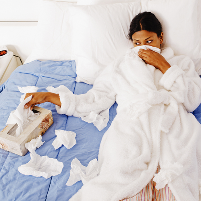 Cold and Allergy Symptoms: What's the Difference?