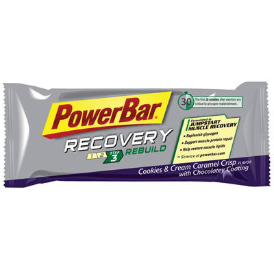 Worst Post-Workout Bar: PowerBar Recovery