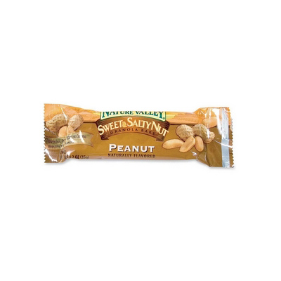 Worst Snack Bar: Nature Valley Sweet and Salty Peanut