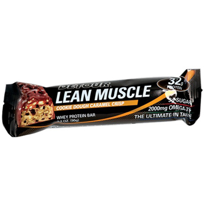 Worst Protein Bar: Detour Lean Muscle