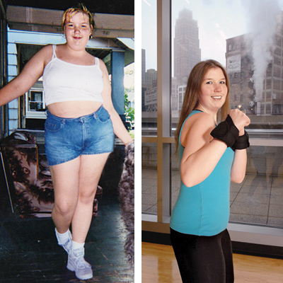 Our Most Inspiring Before & After Weight Loss Photos | Shape