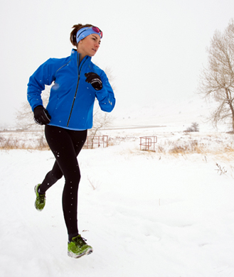 5 Reasons Why Running In the Cold Is Good for You