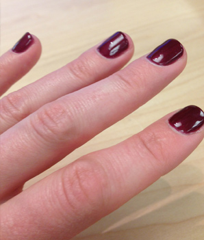 The Truth About A Cnd Shellac Manicure