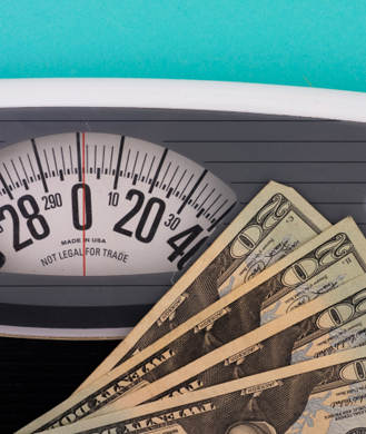 Are Weight-Loss Wagers Your Best Bet?