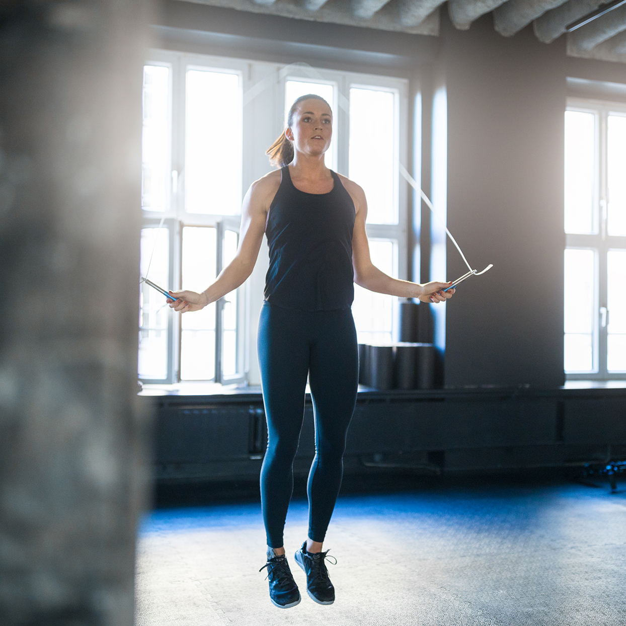 This Jump Rope Workout Will Make You Break a Sweat In Just 20 Minutes