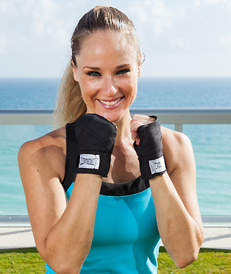 This Beginner's Boxing Workout Will Get You in Fighting