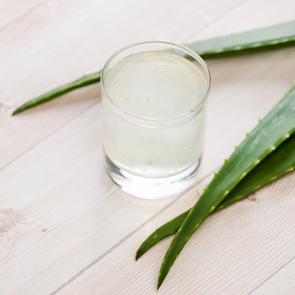 green leaf aloe vera gel side effects