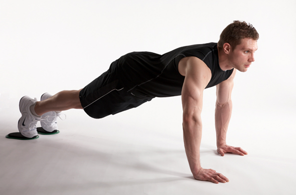 alligator drag plank exercise to burn fat