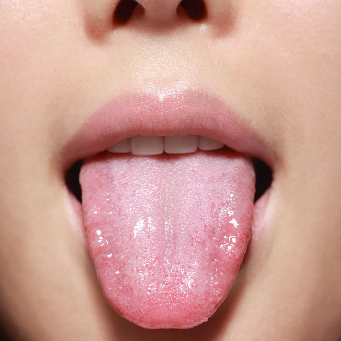 11 Things Your Mouth Can Tell You About Your Health - Shape Magazine