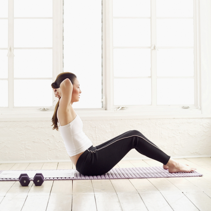 The Perfect Abs Workout Playlist