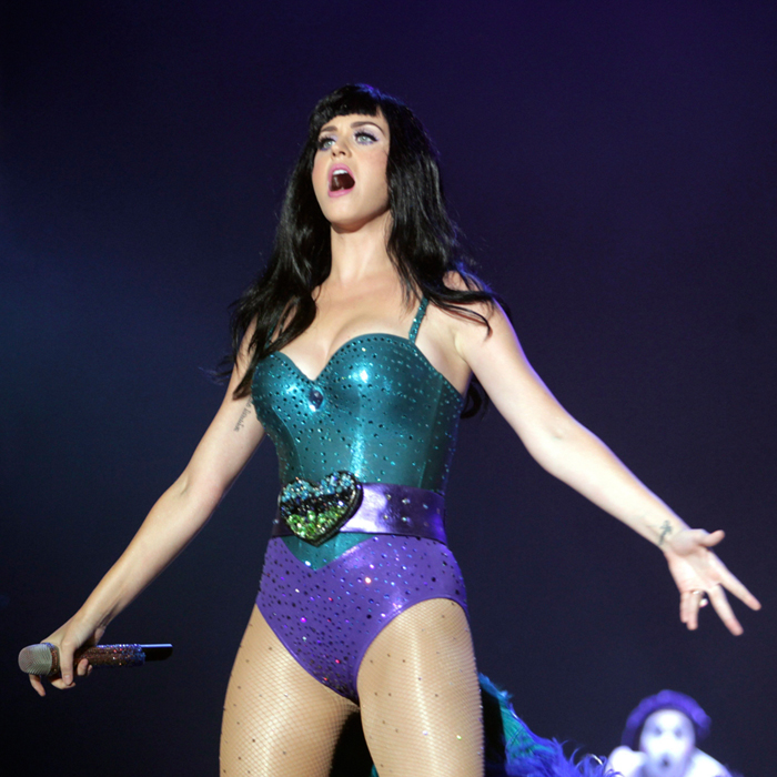 The Ultimate Katy Perry Workout Playlist