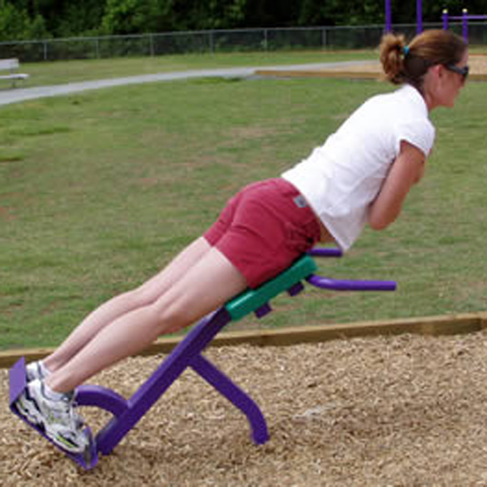 Outdoor Fitness Equipment : Reviews of outdoor fitness equipment and machines for