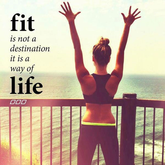 Motivational Quotes: 18 Fitness Quotes To Inspire You To