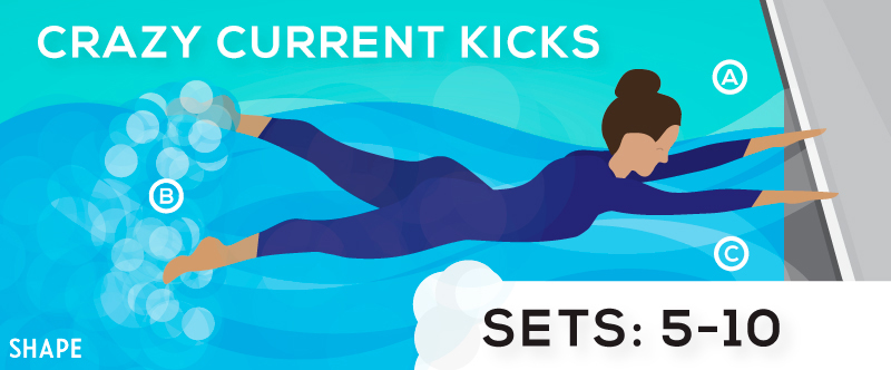 The Fun Swim Workout for a Full-Body Burn