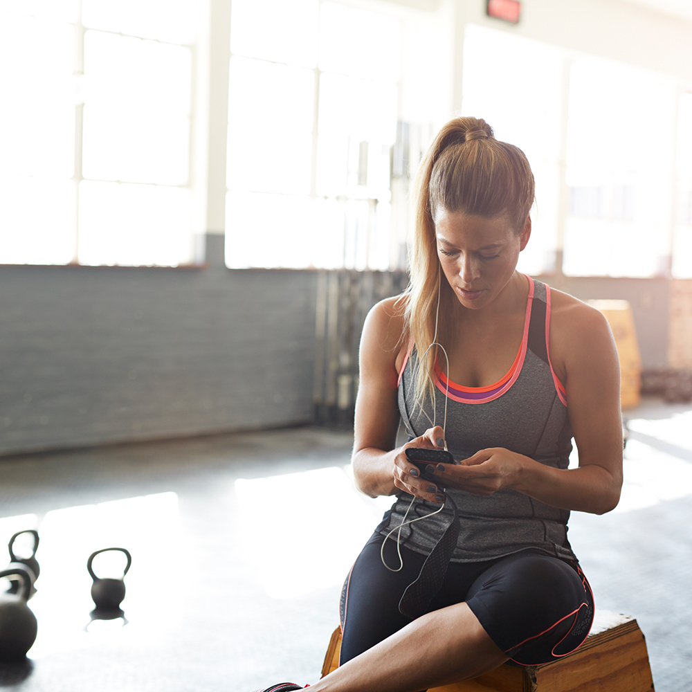 7 Tricks to Push Yourself When You're Exercising Alone