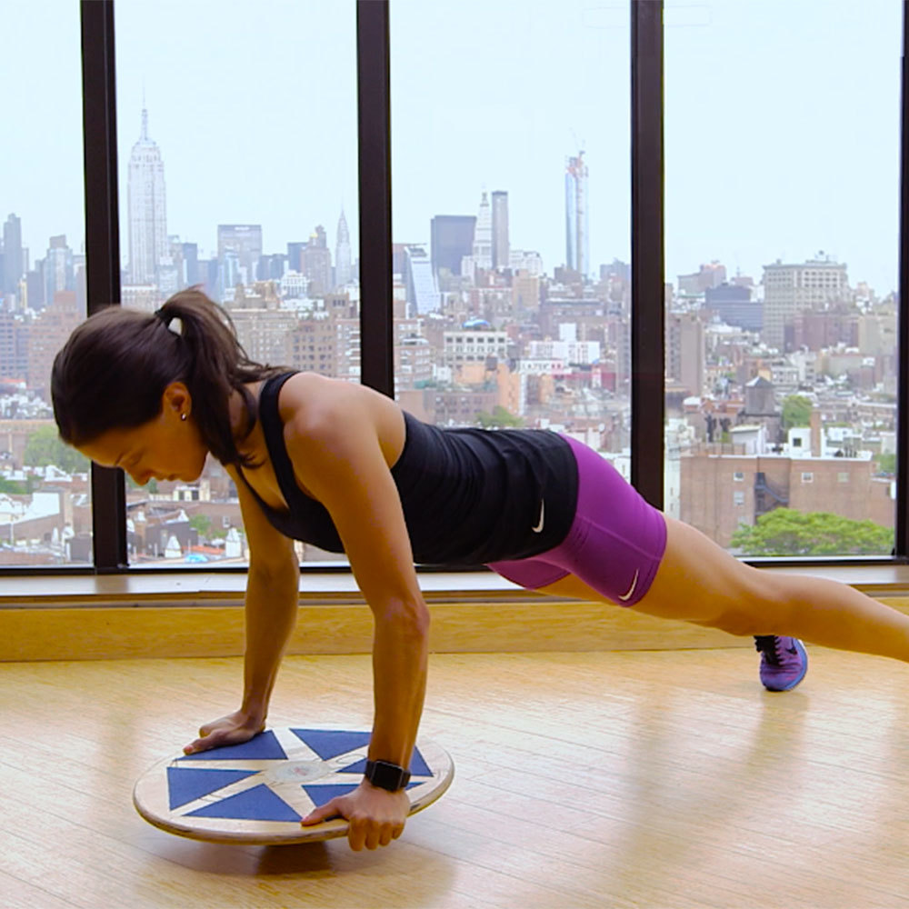 Balance Board Workout: Balance Board Exercises For Runners To Strengthen Lower Legs