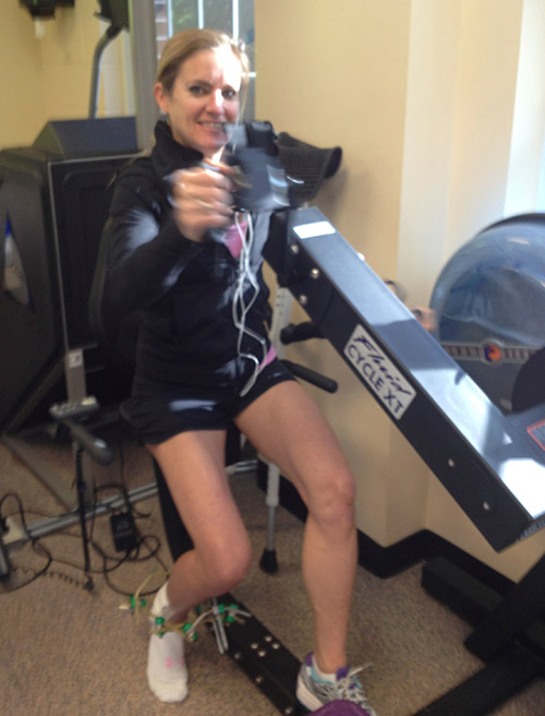 How Heavy Lifting Saved My Leg and Brought Me Back to Life - Shape