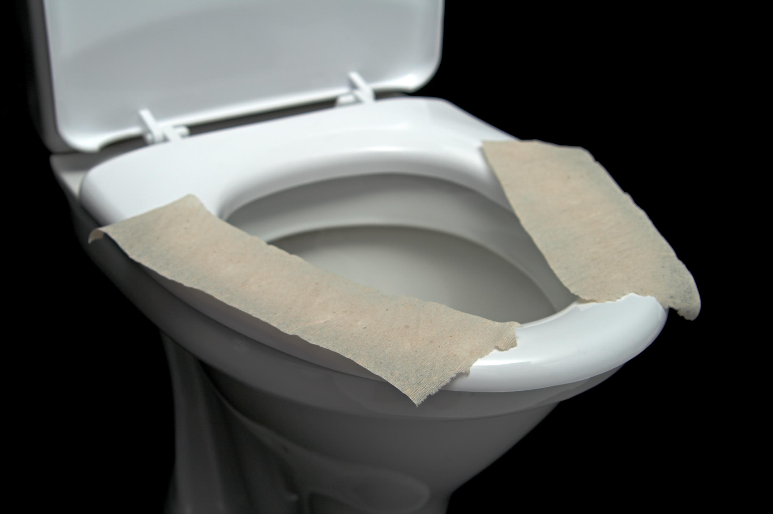 Awe Inspiring Toilet Seat Covers Dont Protect Against Germs And Bacteria Cjindustries Chair Design For Home Cjindustriesco