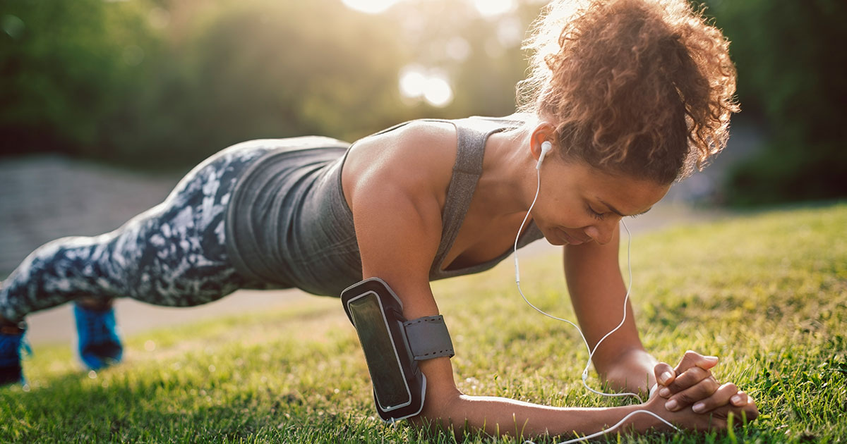 Why Outdoor Workouts Feel Easier Than Indoor Workouts ...
