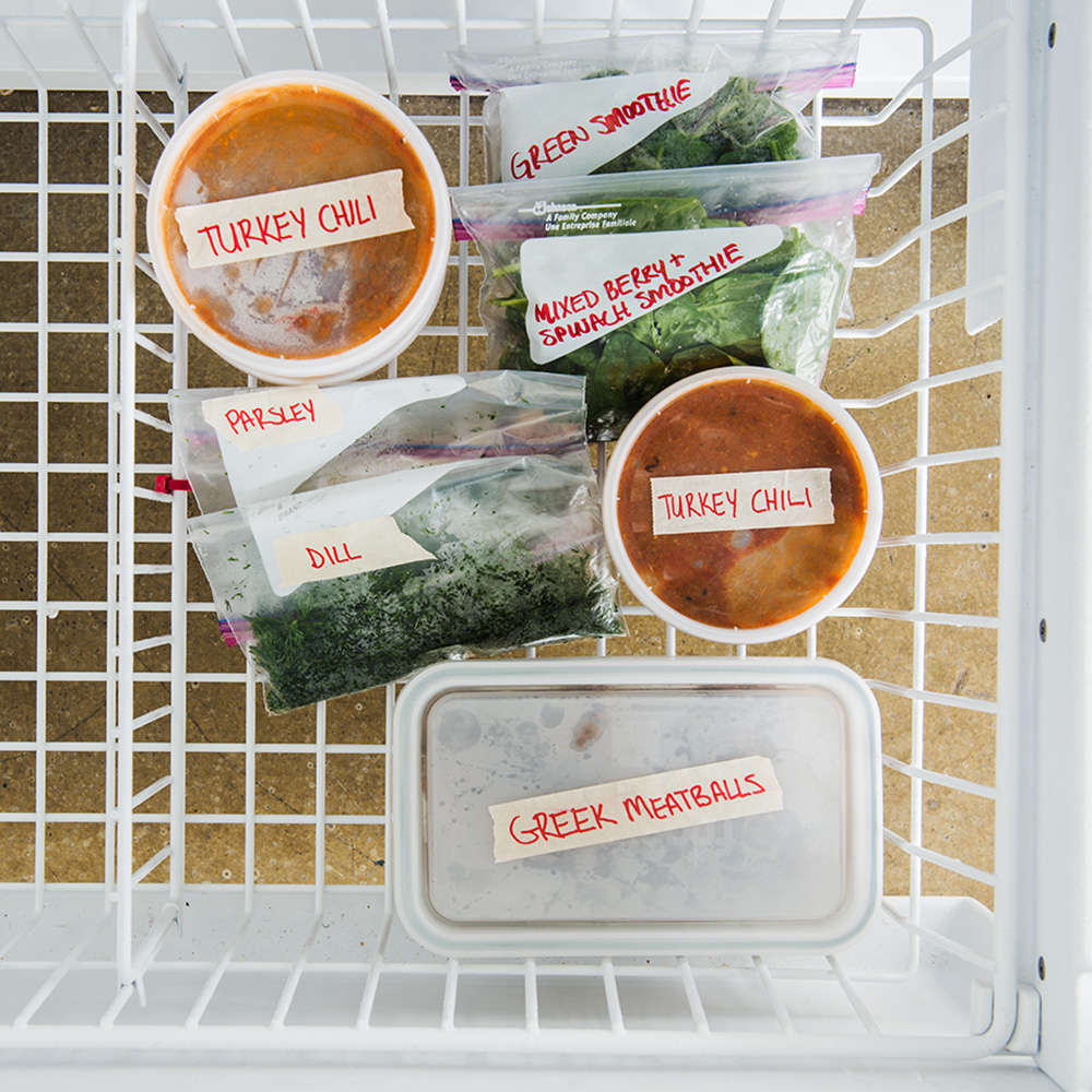 11 Frozen Meal Prep Hacks You Need to Try