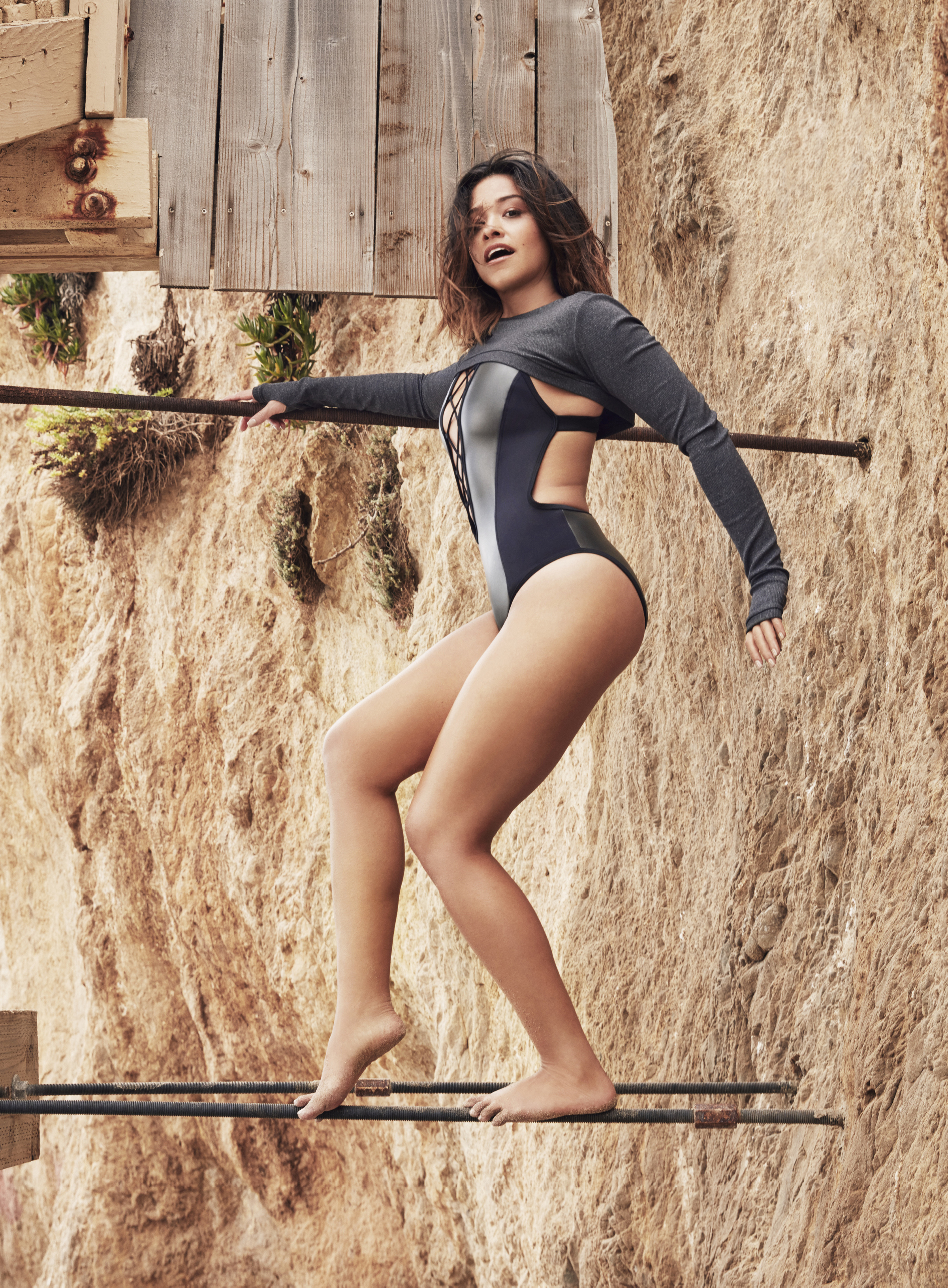 Gina Rodriguez Shape Cover Shoot