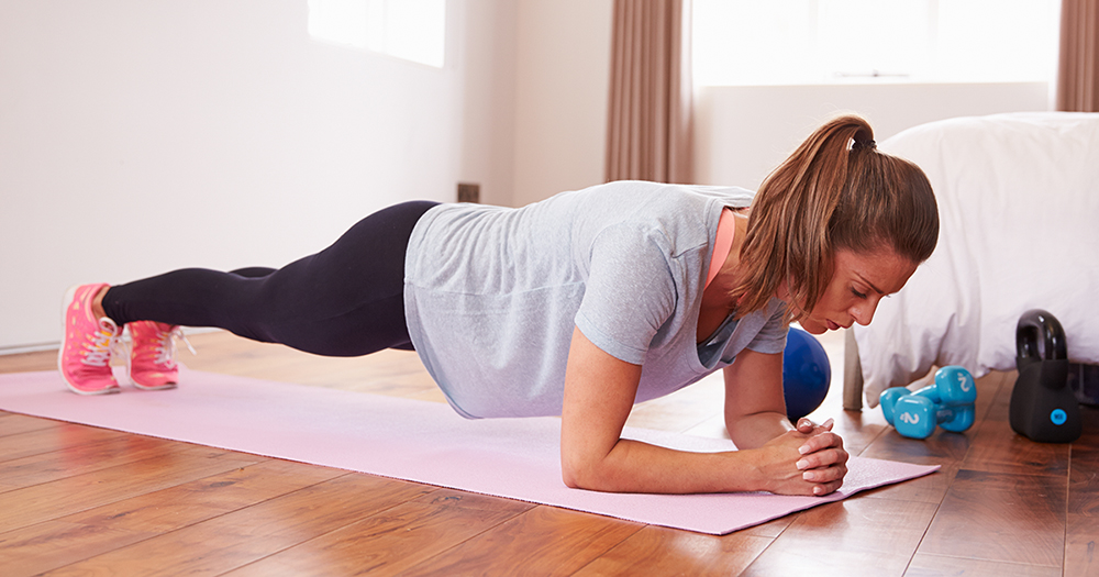 I Tried Doing Planks for 5 Minutes Every Day for a Month | Shape