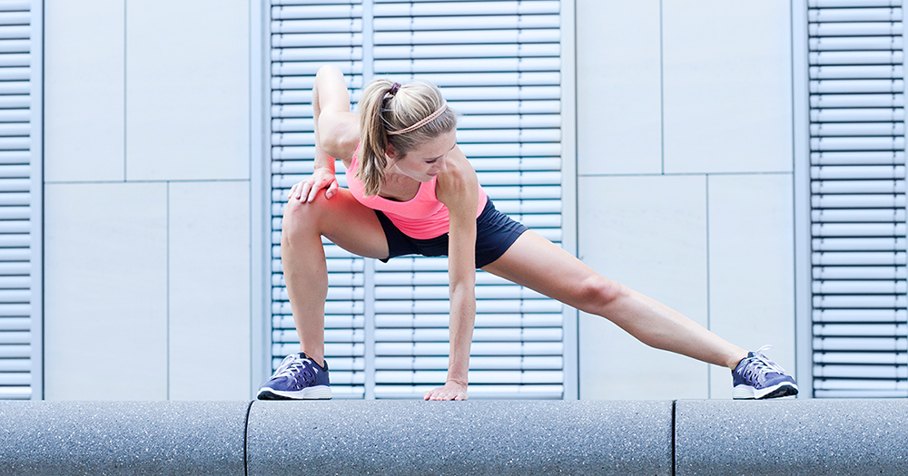 The Quick Warm-Up Workout You Can Do Before Any Fitness Class ...