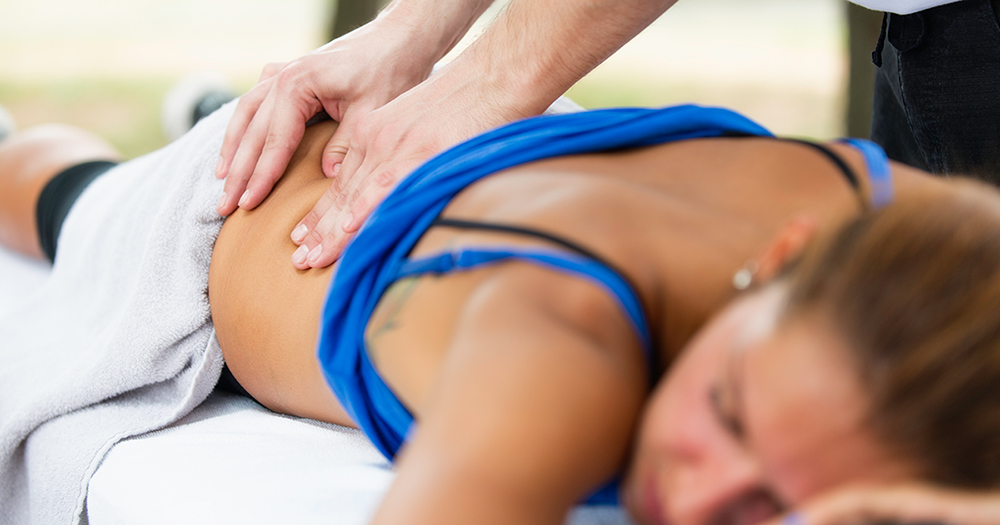 Is It OK to Get a Massage If You're ~Really~ Sore?