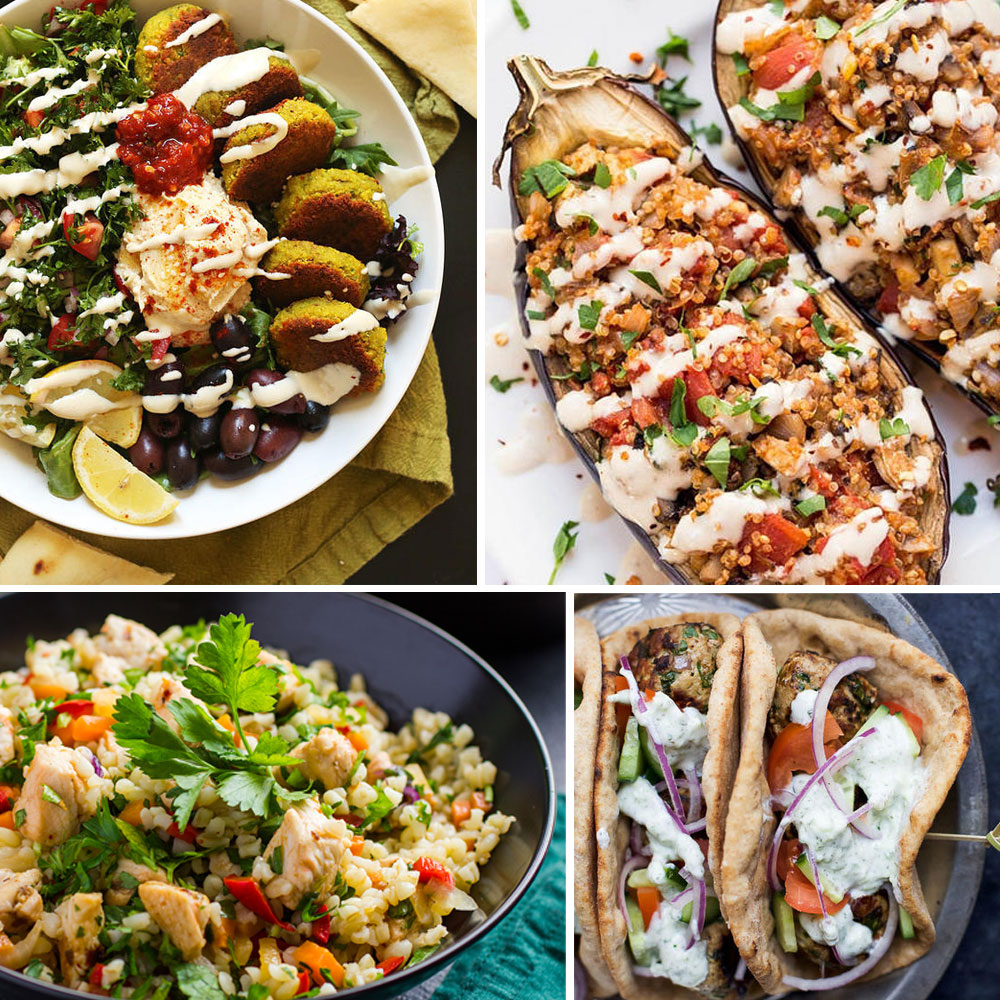 50 Easy Mediterranean Diet Recipes And Meal Ideas