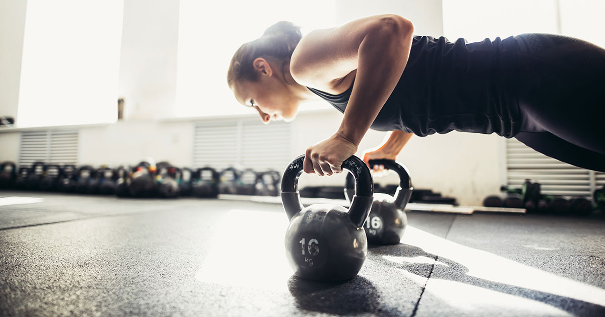 What's the Difference Between Muscular Endurance and Muscular Strength?