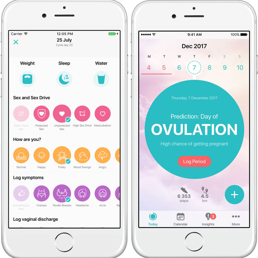 The Best Period Tracking Apps to Download | Shape