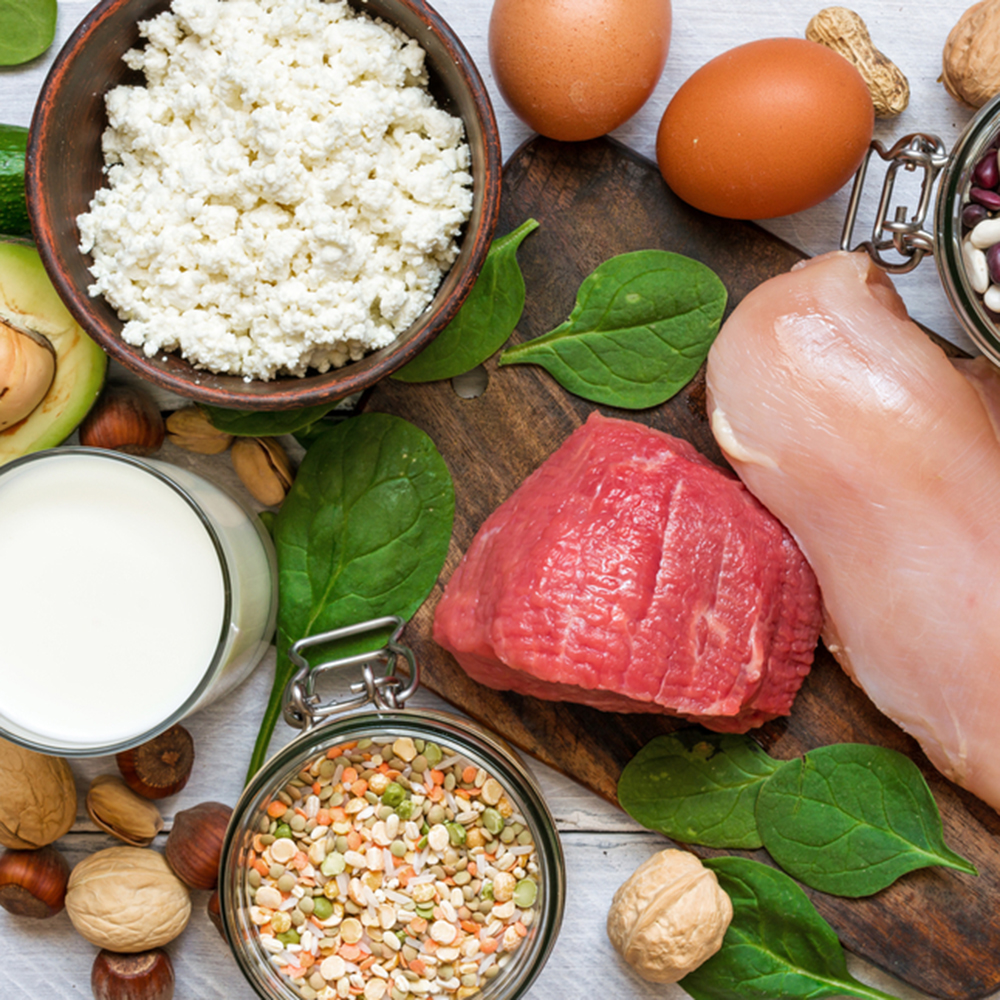 The Ultimate List of High-Protein Foods You Should Eat Every Week